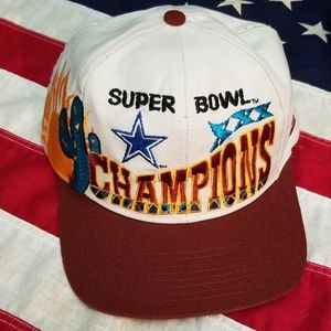 Dallas Cowboys VINTAGE SB XXX Hat